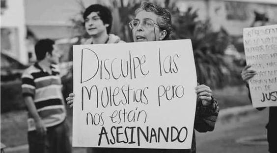El miedo con el que vivimos las mujeres enMéxico
